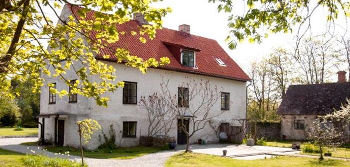 Sa upp sig och startade hotell på Gotland