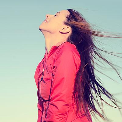 En positiv livsstil med minfulness