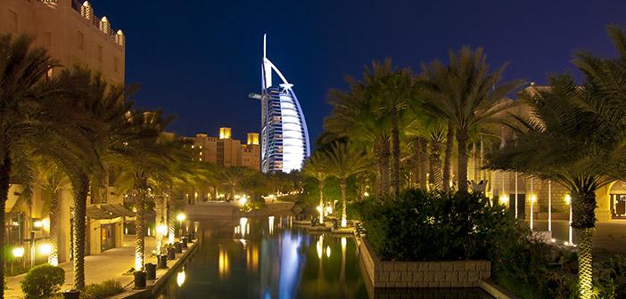 Burj Al Arab – världens enda sjustjärniga lyxhotell