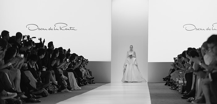 Oscar de la Renta Fashion