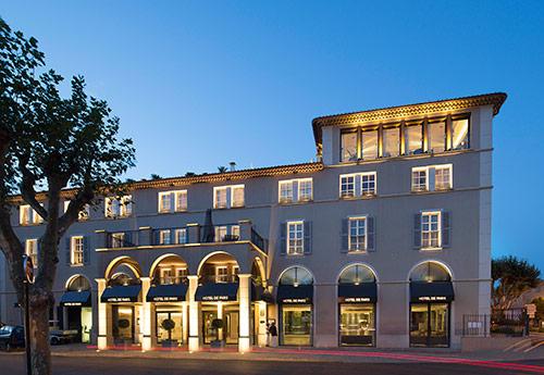 Hotel de Paris - Saint-Tropez