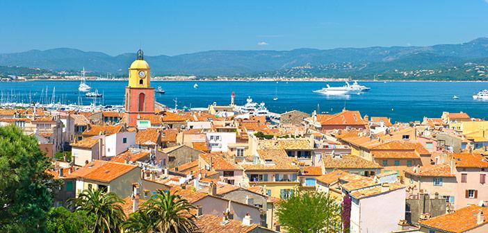 Hotellguiden Saint-Tropez – de tre bästa hotellen
