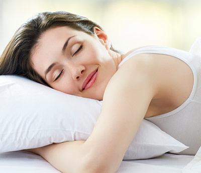 Sex hälsosamt - Bättre sömn
