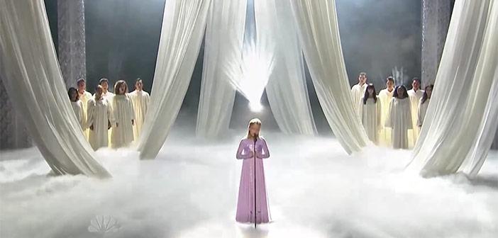 Världens yngsta operasångerska har en röst som en Ängel