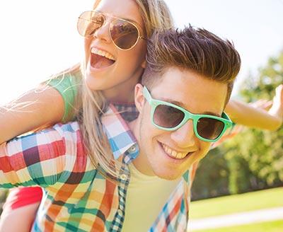 Humor och glädje bygger bra relationer