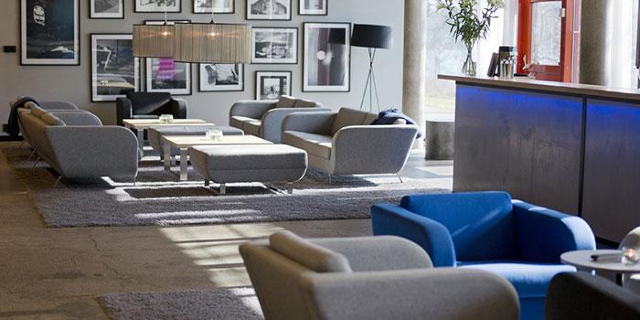 Vardagslyx på Blue Hotel