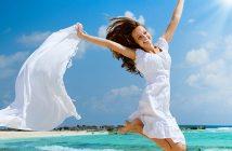 Vägen till inre lycka - några steg till en hållbar livsstil