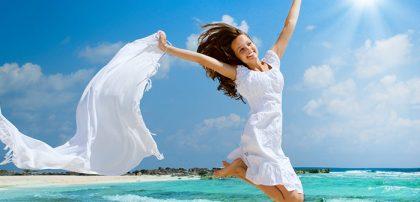 Vägen till inre lycka – några steg till en hållbar livsstil